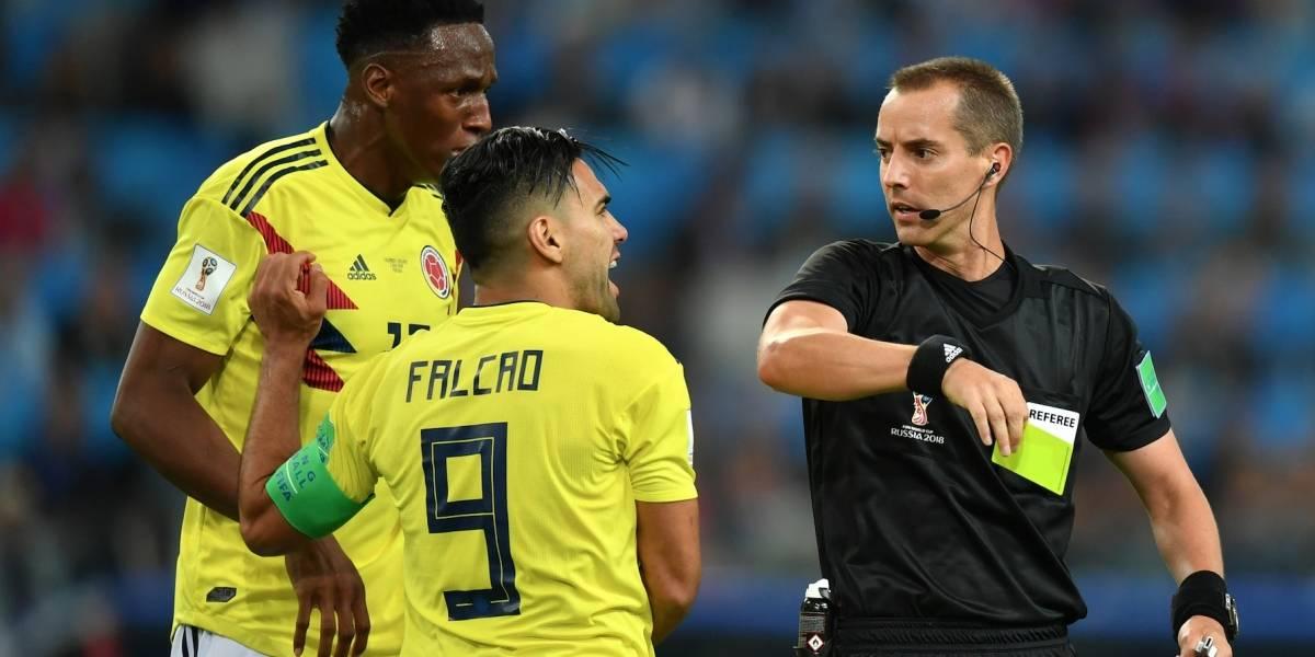Otro estadounidense pitará el amistoso entre Colombia y Argentina
