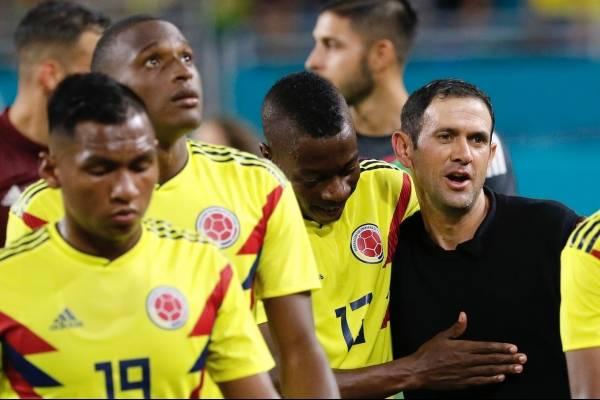 Lista de convocados de Colombia para fecha Fifa de octubre