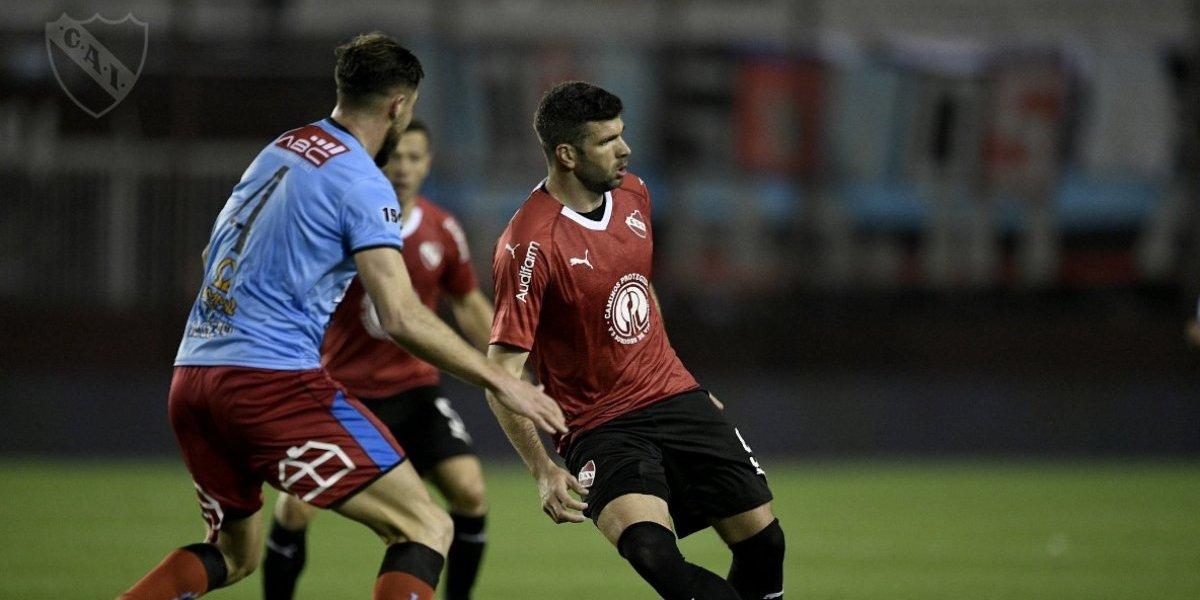 Independiente quedó eliminado ante Brown de Adrogué — Copa Argentina