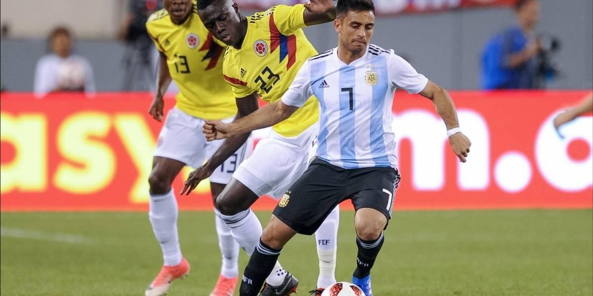 ¡No se pudo! Amargo empate de la Tricolor contra Argentina