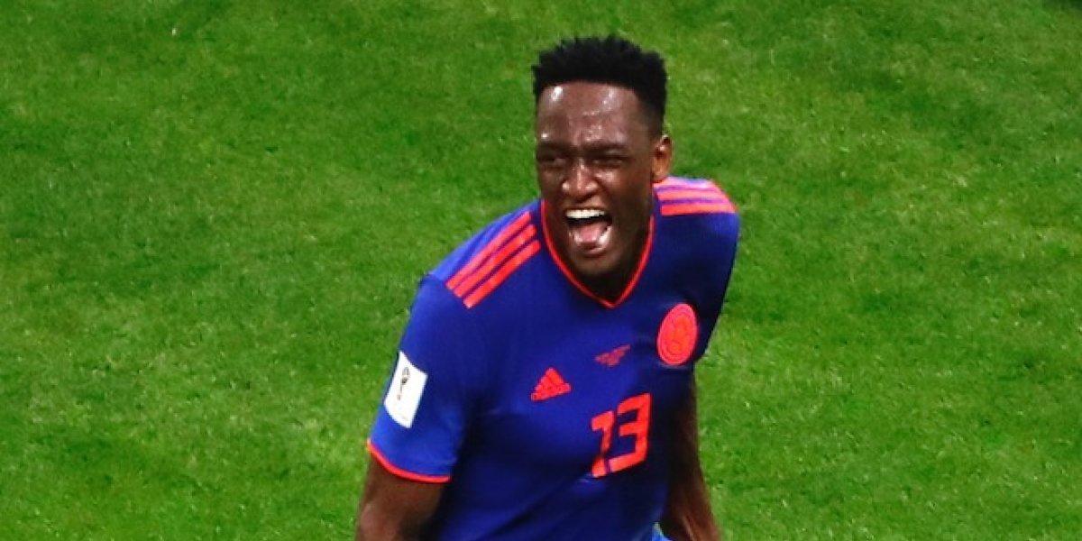 Españoles indignados por nominación de Yerry Mina al once ideal de la FIFA