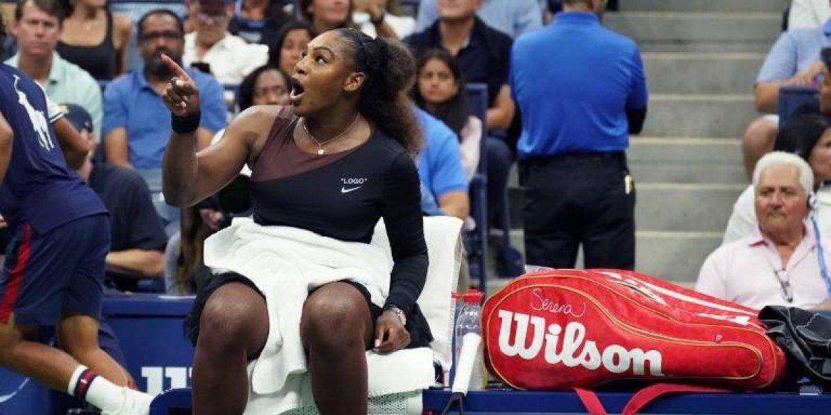 """Caricatura de Serena Williams es calificada de """"ofensiva, sexista y racista"""""""