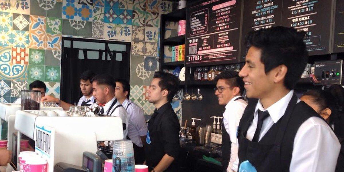 Mezcal llega a las cafeterías por fiestas patrias