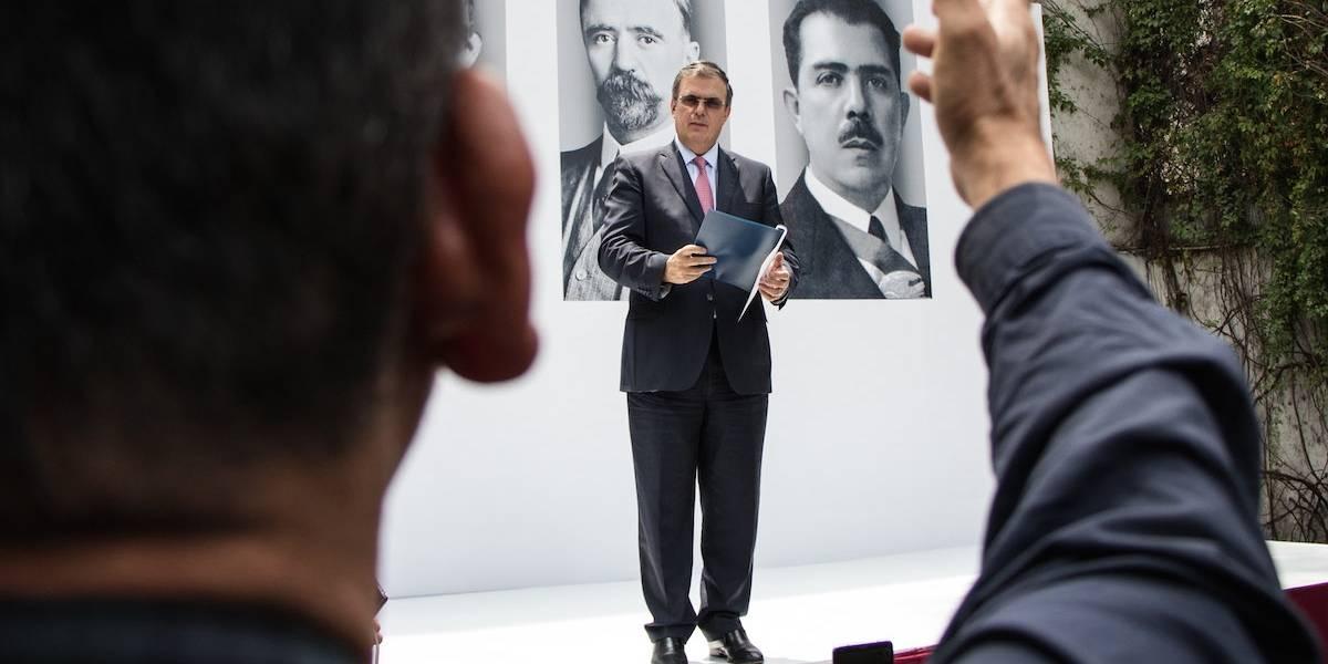 Descarta Ebrard encuentro de AMLO con Putin en cumbre del G20