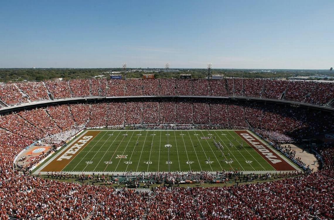 Ubicación: Dallas, Texas, EU Capacidad: 92,100 Equipo: Oklahoma State Cortesía