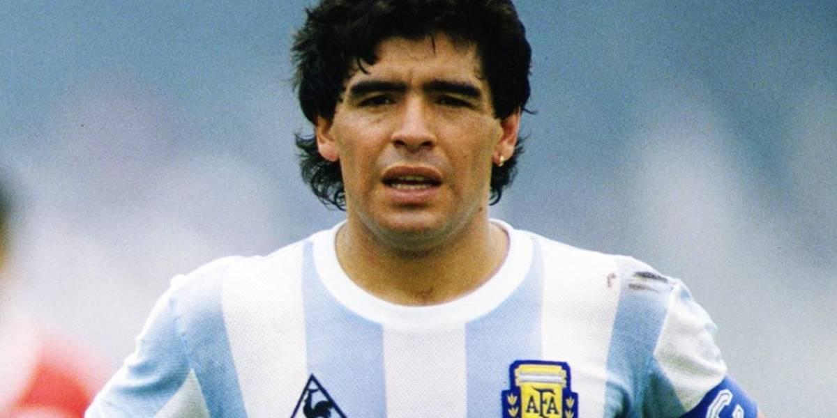 Se viene la serie sobre Maradona