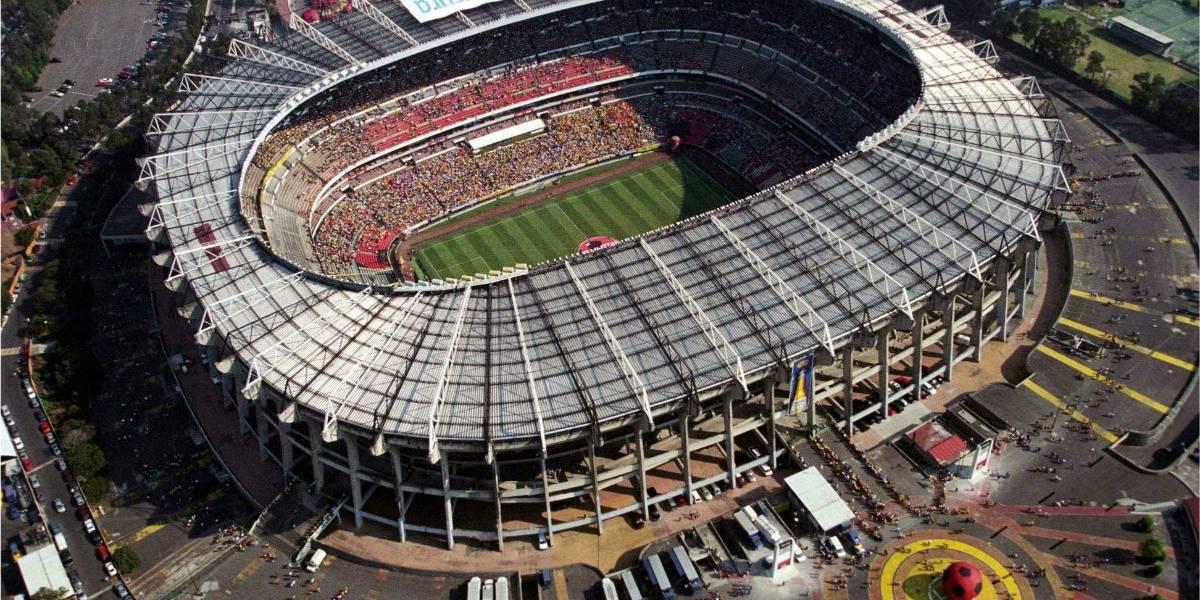 La Liga MX confirma que la cancha del Azteca está lista