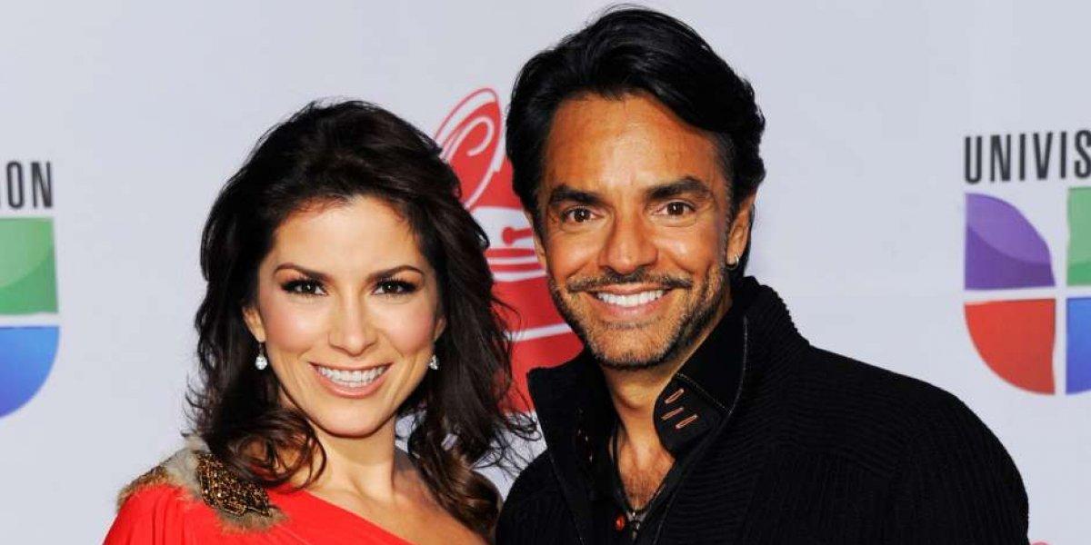Alessandra Rosaldo habla la verdad de su relación con Eugenio Derbez