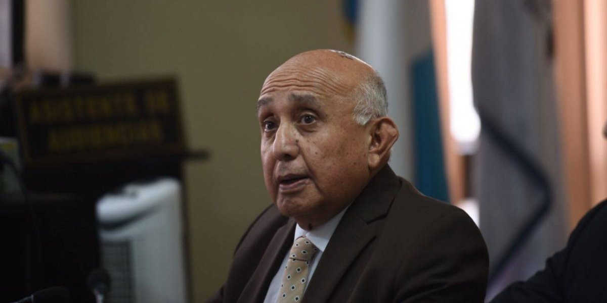 Exmagistrado Gustavo Mendizábal enfrentará juicio