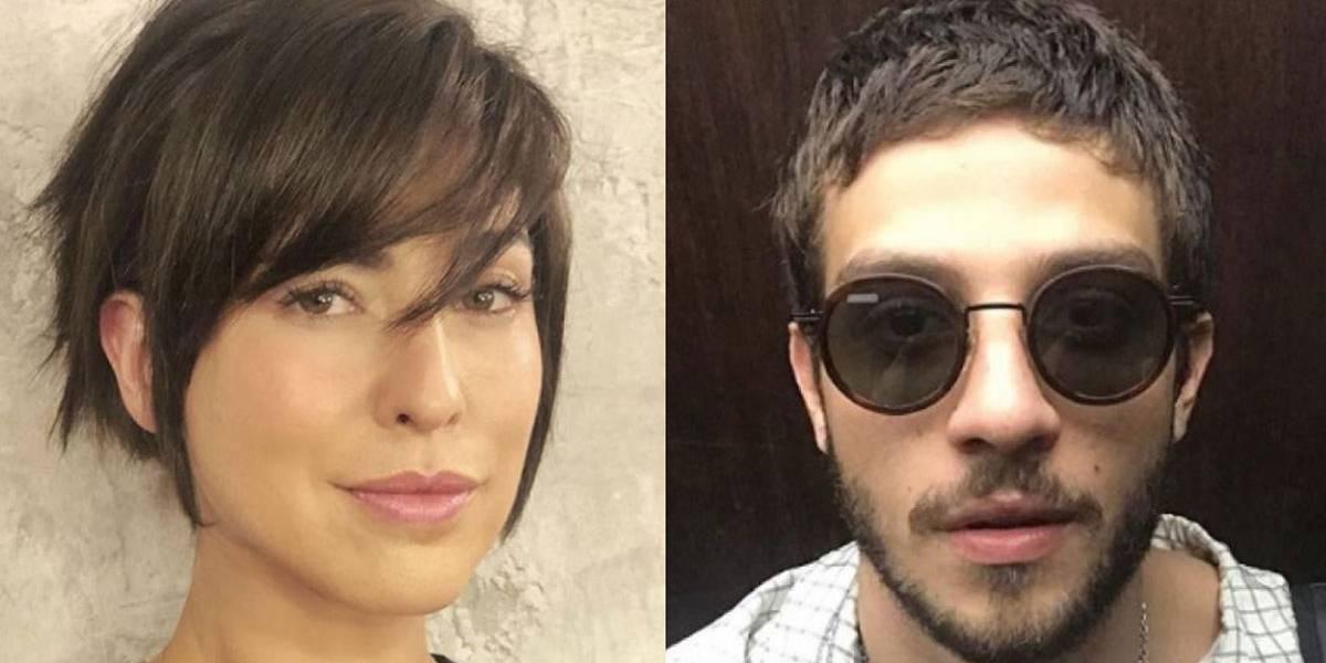Chay Suede e Fernanda Paes Leme são vistos aos beijos, diz colunista
