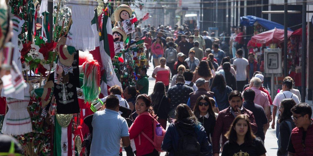 Por miedo, 46% no festeja el Grito de Independencia en plazas públicas
