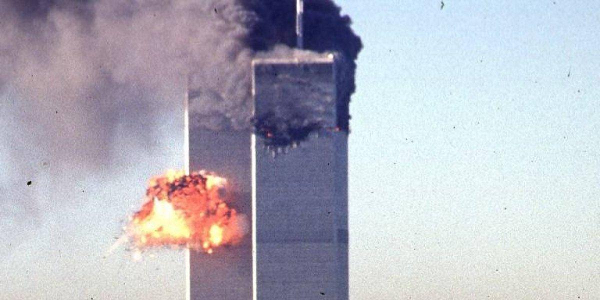 FOTOS.Así se vieron desde el espacio los atentados terroristas del 9/11