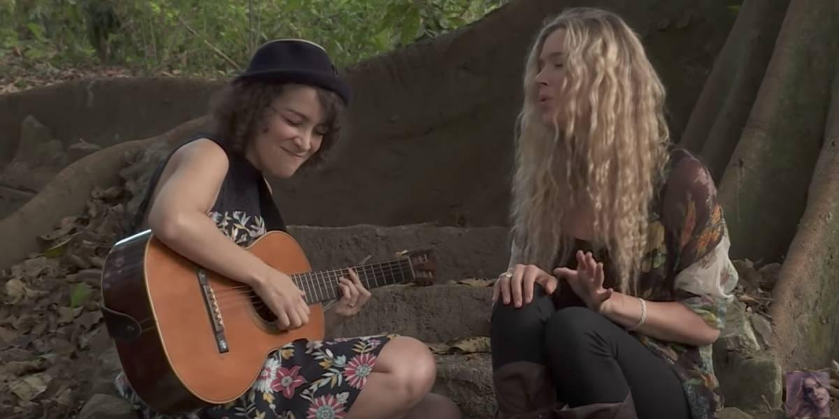 La famosa cantante británica Joss Stone publica video cantando junto con Gaby Moreno en Guatemala
