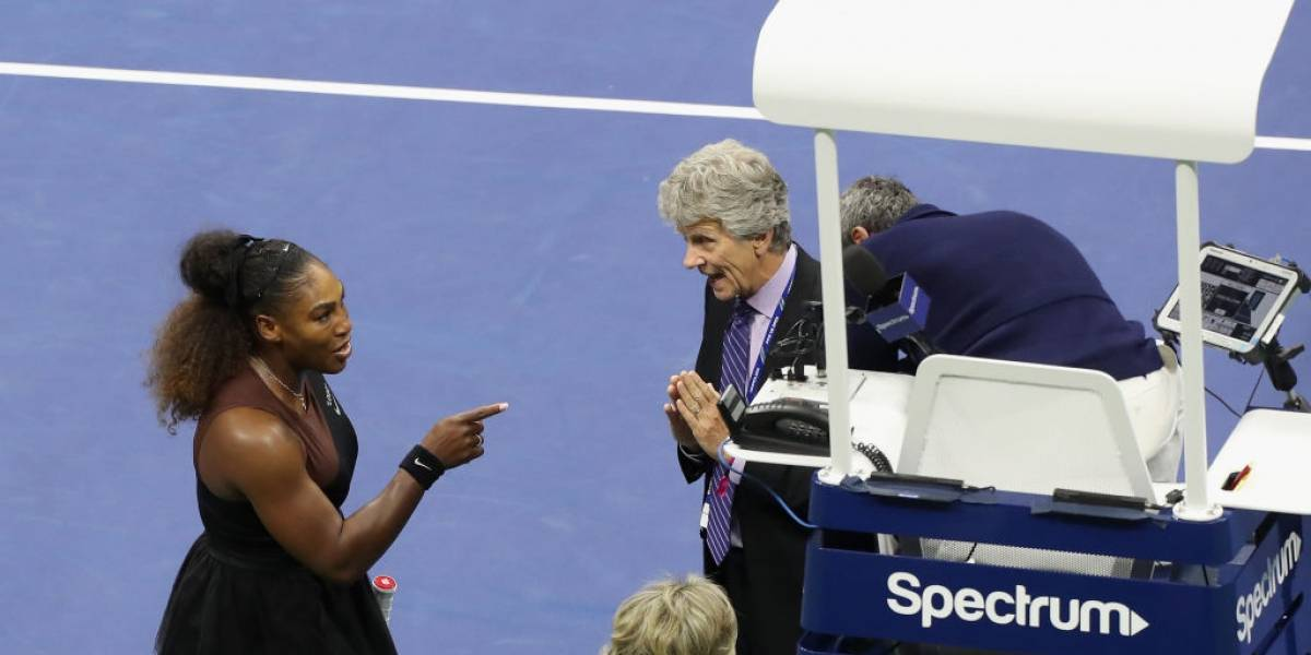 Serena Williams dejó la grande: jueces de silla evalúan no volver a arbitrar sus partidos