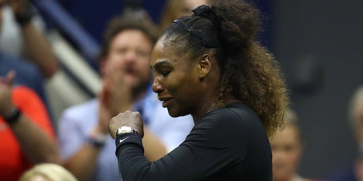 Caricatura de Serena Williams desata críticas tras ser considerada como sexista y racista
