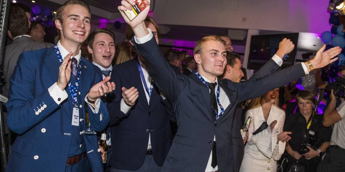 Las elecciones en Suecia confirman el creciente apoyo a los populistas en Europa