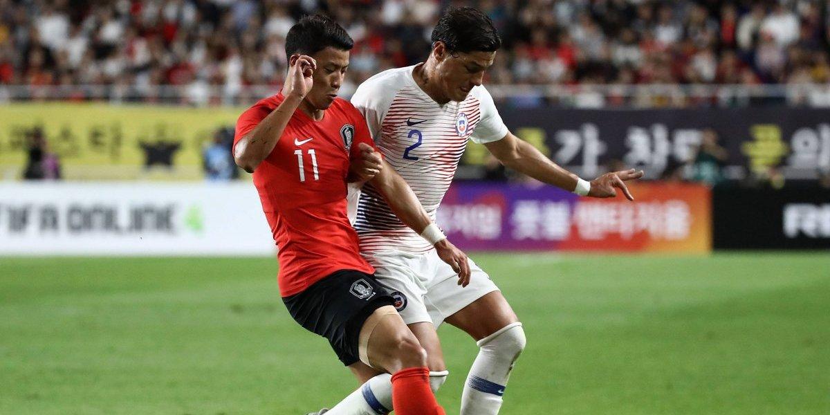 Así vivimos el empate de la Roja ante Corea del Sur