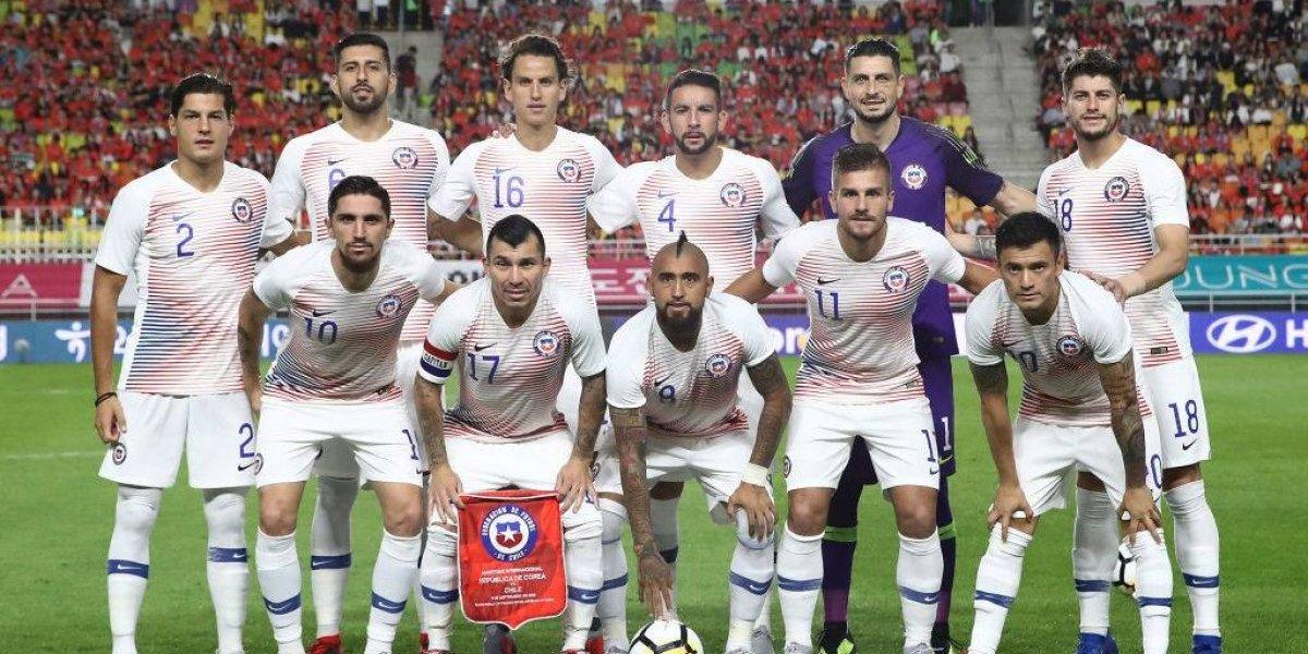 Reinaldo Rueda confirmó la nómina de la Roja para los amistosos ante Perú y México