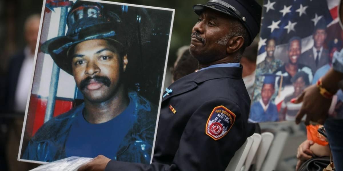 Rinden homenaje a las víctimas del 11-S en Estados Unidos