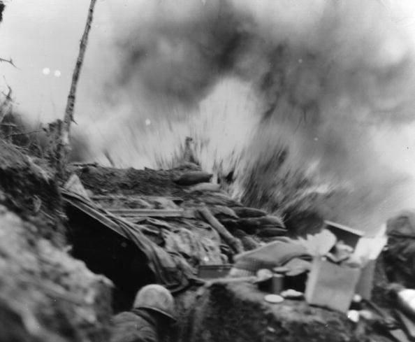 El antecedente inmediato de la Guerra de Corea fue la capitulación de Japón al final de la Segunda Guerra Mundial. Foto: Getty Images