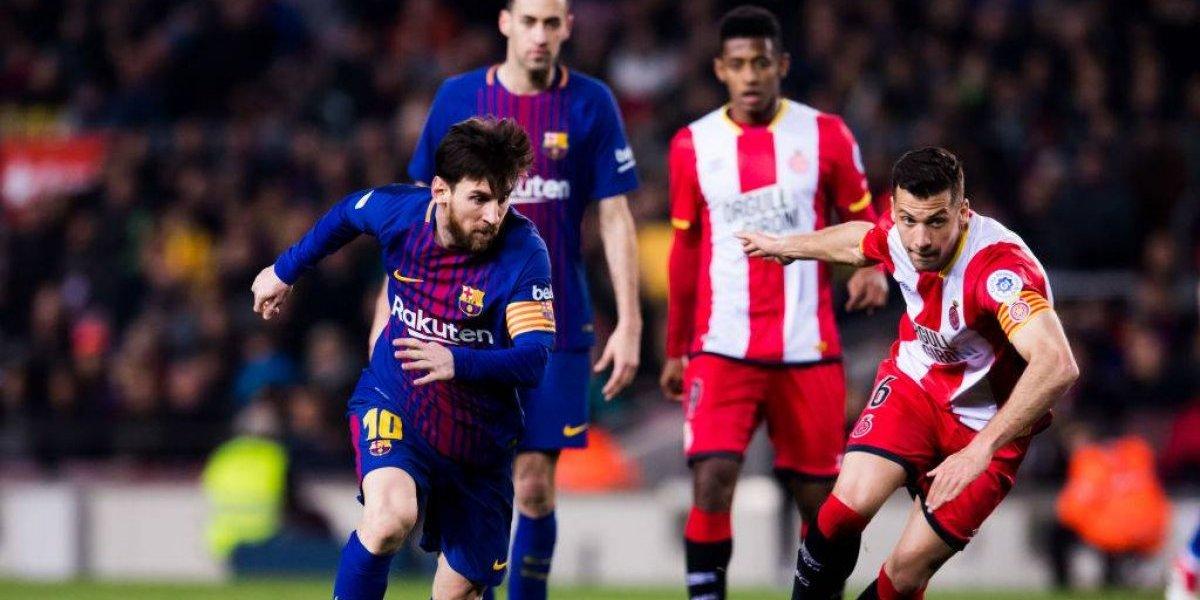 Barcelona vs Girona se jugaría en Miami