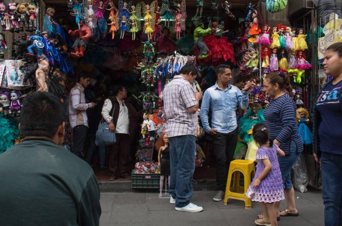 El Inegi reportó que 30 millones 467 mil 841 mexicanos están al servicio de la informalidad / Cuartoscuro