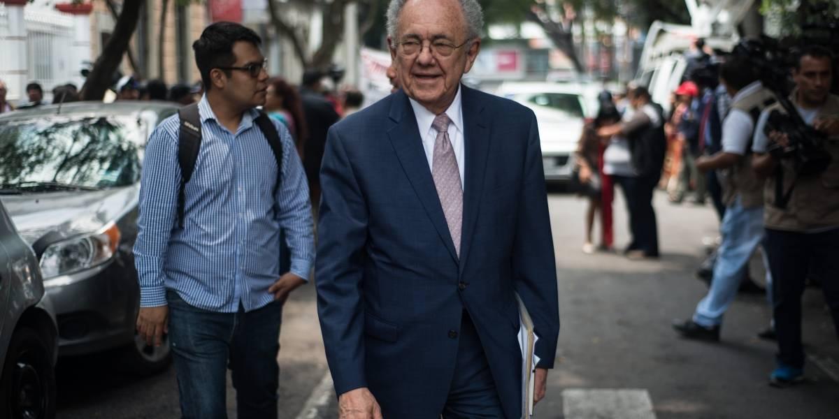 ICA está interesada en la nueva refinería: Jiménez Espriú