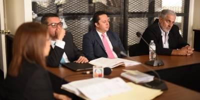 juicio de extinción de dominio de inmueble de HBaldetti ubicado en Roatán, Honduras
