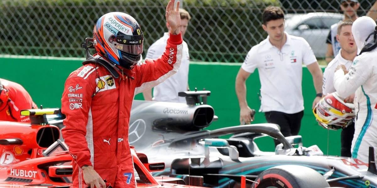 Revolución en la F-1: Raikkonen pone fin a su era en Ferrari y ficha en Sauber