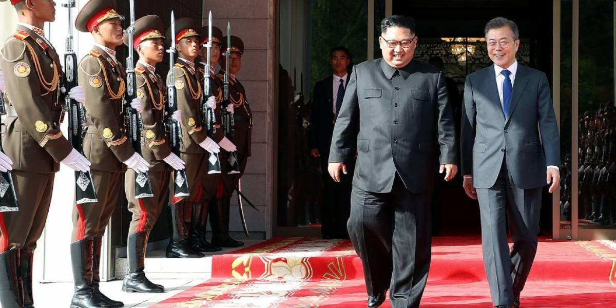"""Corea del Sur pide """"audacia"""" en reunión entre Kim-Trump"""