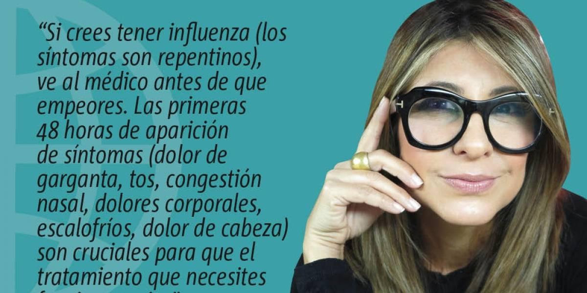Opinión: One, two, three del flu
