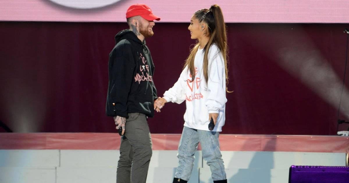 Mac Miller e Ariana Grande