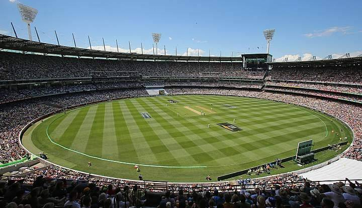 Ubicación: Melbourne, Australia Capacidad: 100,000 Equipo: Melbourne Cricket CLub Cortesía