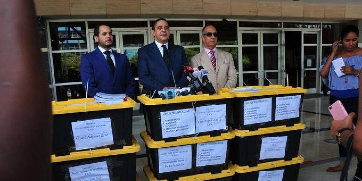 Participación Ciudadana podrá acceder a los documentos de Odebrecht