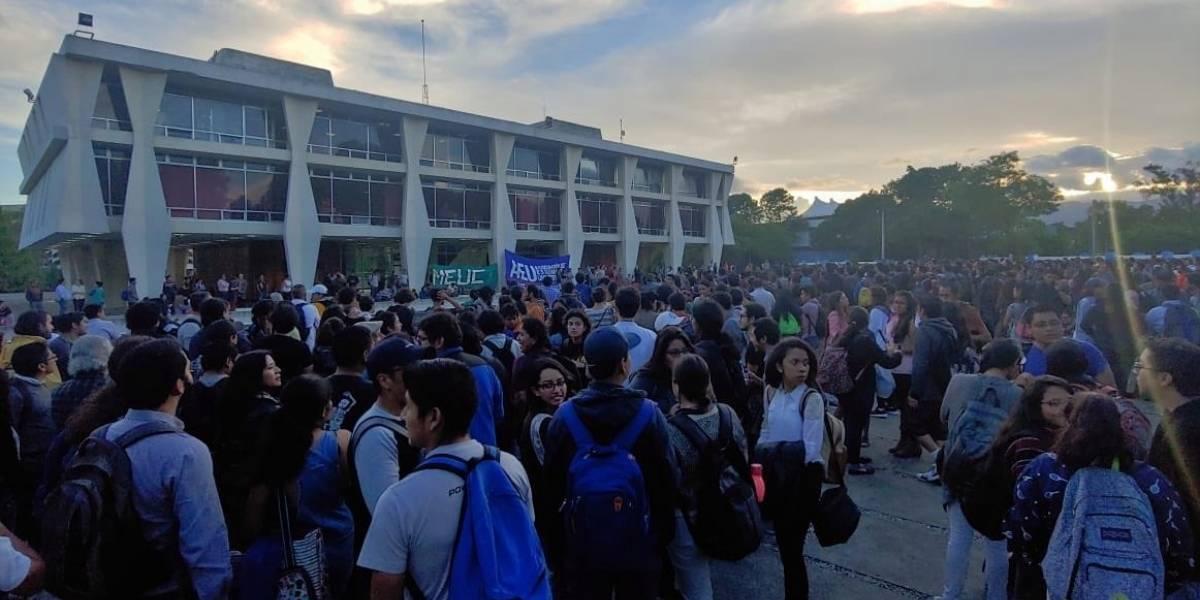 Presidente Morales: Cada estudiante de la Usac sale carísimo