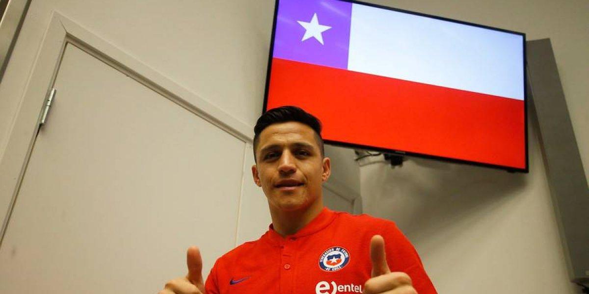 """Alexis quiere revancha con la Roja: """"Espero ir a otro Mundial y ganar ese respeto que Chile tenía antes"""""""