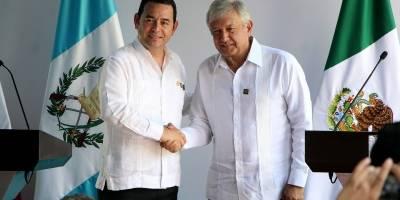 Reuniones de alto nivel de López Obrador