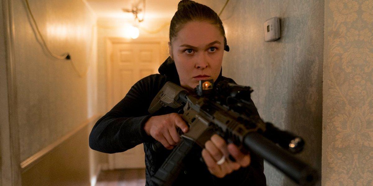 "Ronda Rousey: ""Nunca antes había visto algo como esto en acción con 'Mile 22'"""