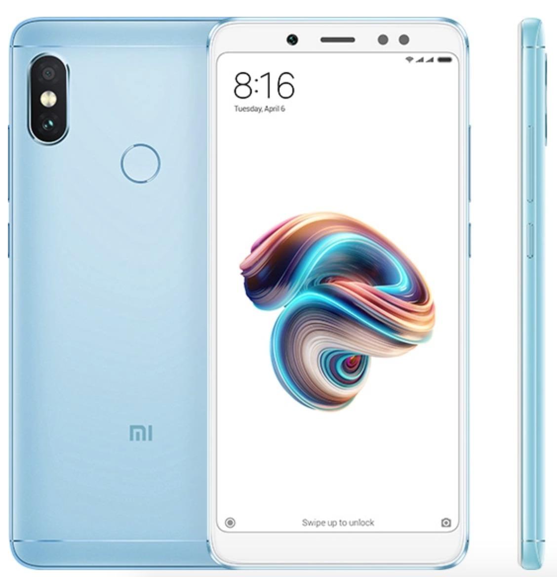 Xiaomi Azul