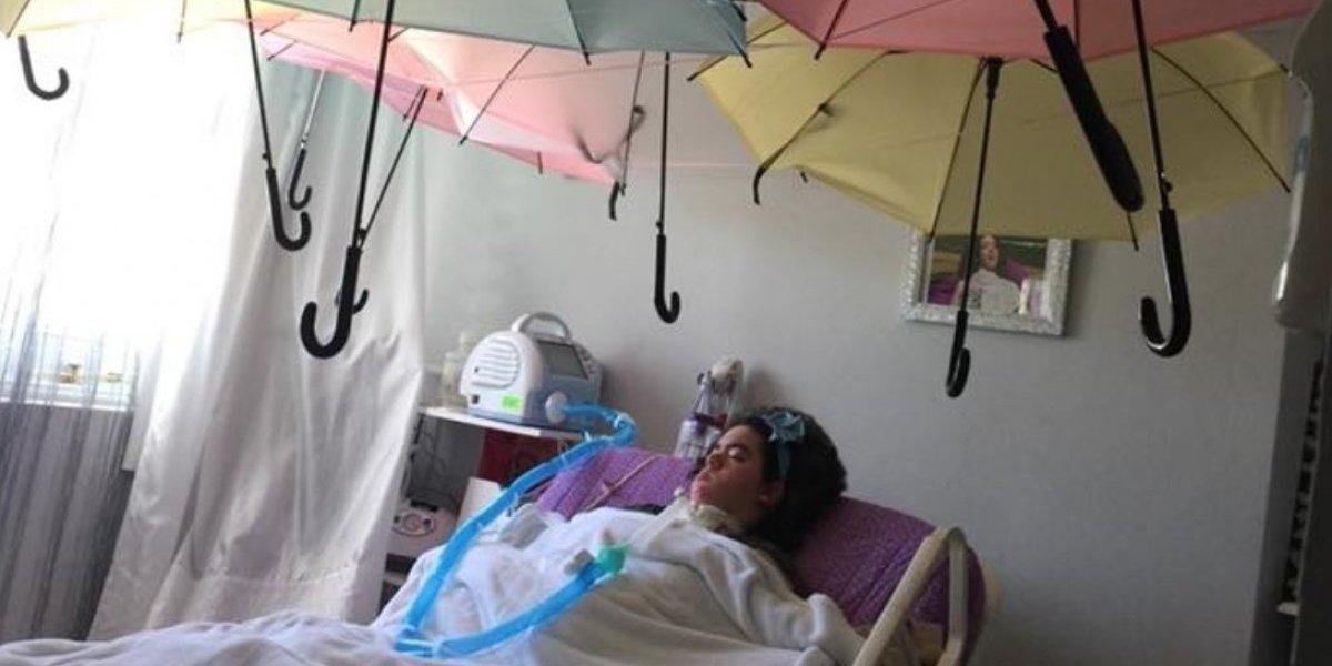 Madre de Bayamón transforma cuarto de su hija con perlesía cerebral en El Paseo de Las Sombrillas