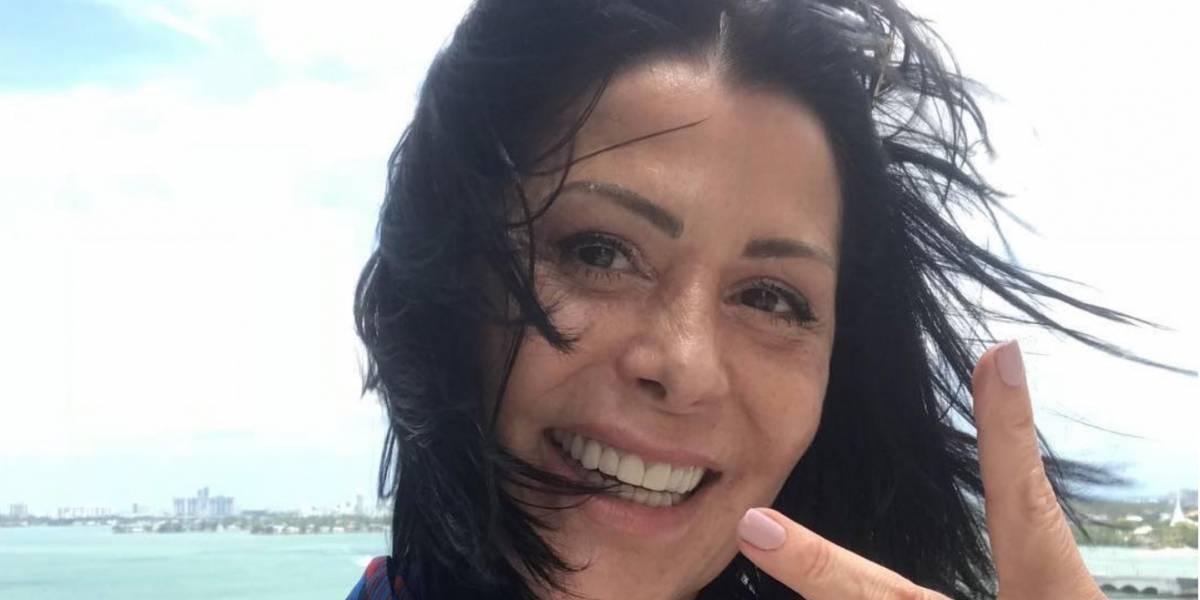 Alejandra Guzmán publica foto semidesnuda y la destrozan