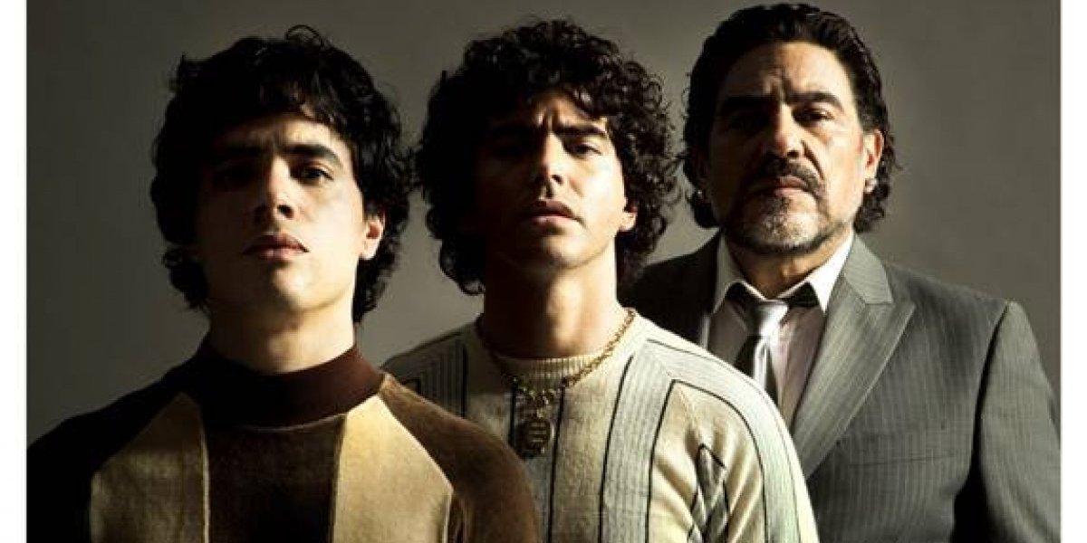 Amazon presenta adelanto de la serie Maradona