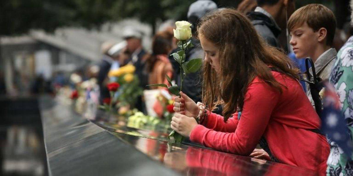 VIDEO. Revive los homenajes por el aniversariode los atentados del 11 de septiembre