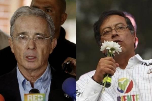 Uribe denunció a Petro ante la Corte Suprema de Justicia