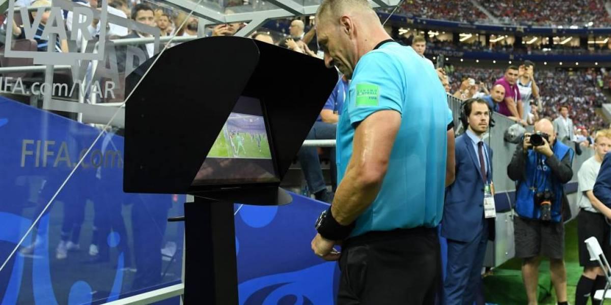 Se implementará el VAR en la Serie A del Campeonato Nacional