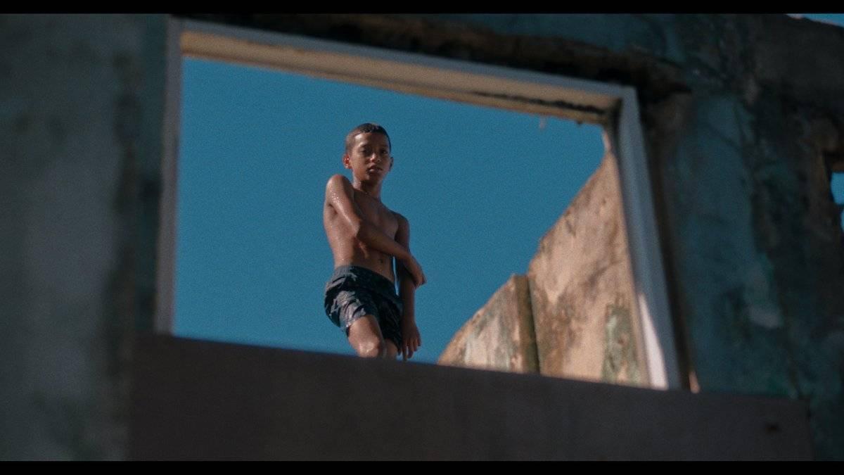 Escena del vídeo musical se SOJA grabada en La Perla. / Foto: Suministrada