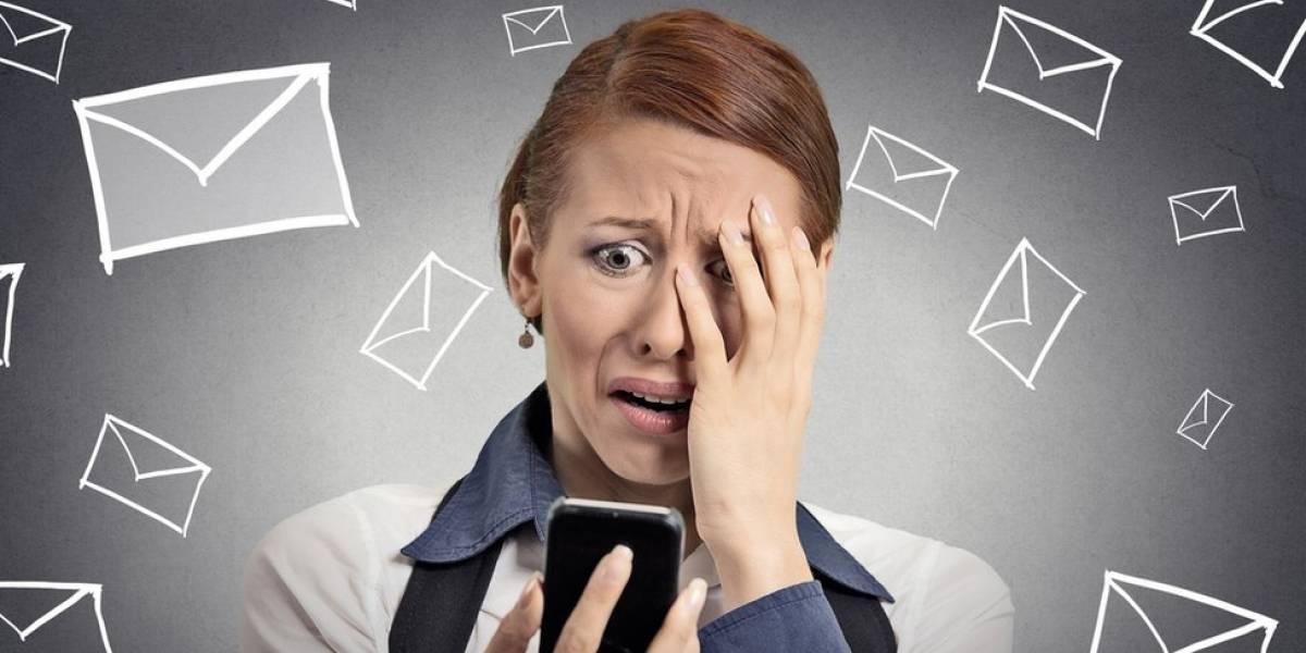 3 sencillos consejos para evitar que tu bandeja de entrada de correo electrónico se llene de spam