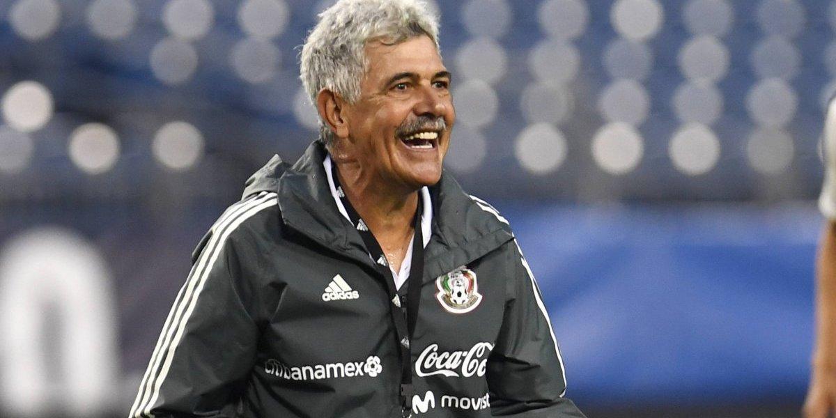 Presidente de Tigres espera que el Tri no esté jugando con Ferretti