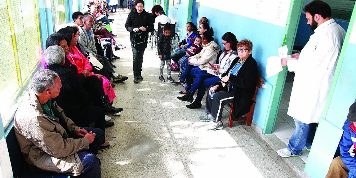 Morador de Santo André deixa de ir a 40% das consultas