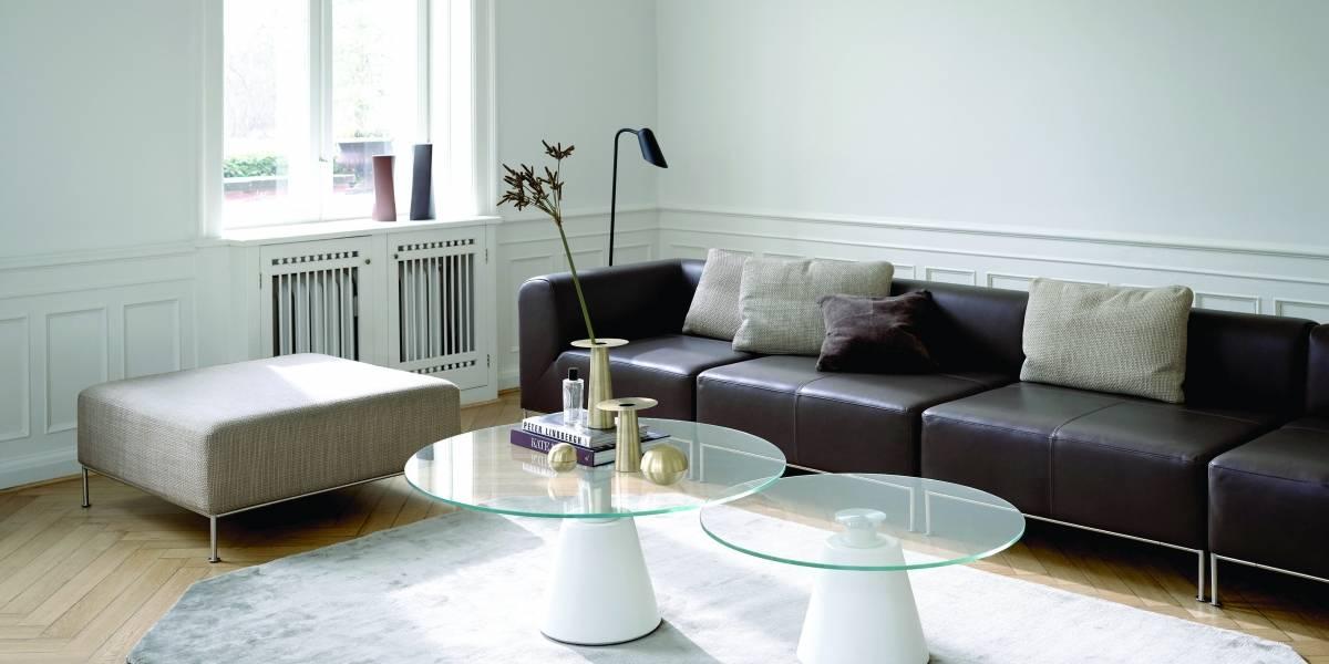 Un sofá modular contemporáneo y versátil